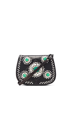 Pamela V. Lince Crossbody Bag in Black