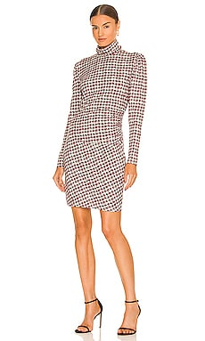 Mock Neck Dress Pam & Gela $175 NEW