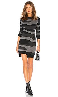 Camo Sweater Dress Pam & Gela $295 BEST SELLER