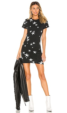 Star T Shirt Dress Pam & Gela $145