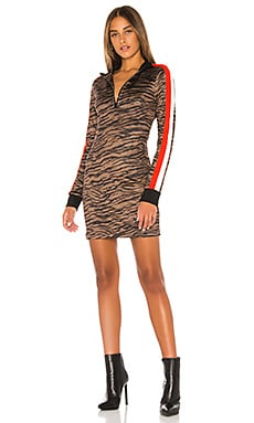 Tiger Track Dress Pam & Gela $61 (FINAL SALE)