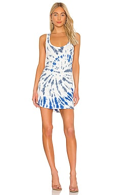 Tie Dye Tank Dress Pam & Gela $145 BEST SELLER