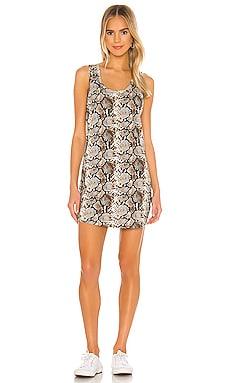Snake Tank Dress Pam & Gela $145