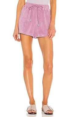 Terry Gym Shorts Pam & Gela $51