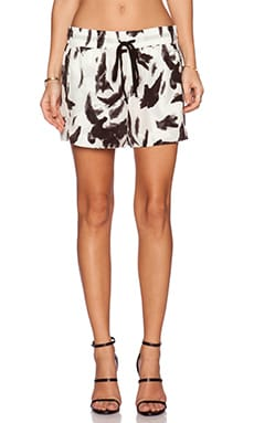 Pam & Gela Printed Short in Bird Print