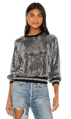 Mirror Ball Sweatshirt Pam & Gela $93