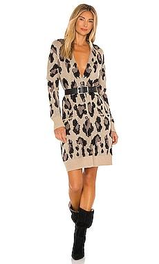 Leopard Cardigan Pam & Gela $185