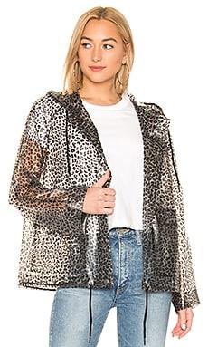 Clear Raincoat Pam & Gela $245