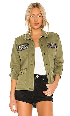 Army Jacket Pam & Gela $154