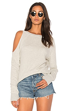 Cutout Sweatshirt