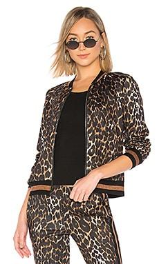 Купить Куртка leopard - Pam & Gela, Спортивные, Китай, Коричневый