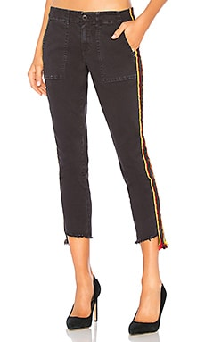 Uniform Side Stripe Pant Pam & Gela $135
