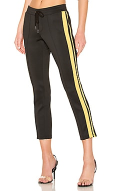 Sportstripe Cropped Track Pant Pam & Gela $185