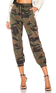 Camo Track Pant Pam & Gela $225 BEST SELLER
