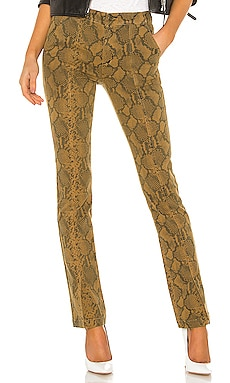 Seamed Snake Baby Boot Pant Pam & Gela $32 (FINAL SALE)