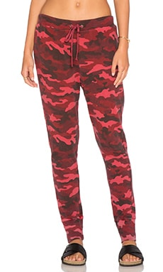 Pam & Gela Betsee Sweatpants in Camo