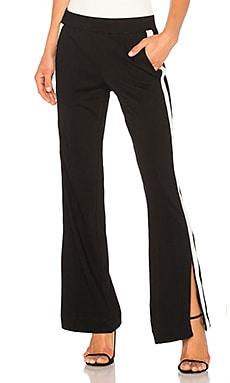 Wide Leg Trackpant Pam & Gela $155 BEST SELLER