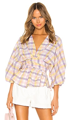 Kaia Blouse Paper London $157
