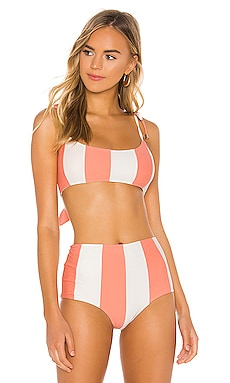 TOP BIKINI SUNSHINE Paper London $34 (Rebajas sin devolución)