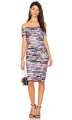 Платье kayte - Parker Black B7B3754PSP