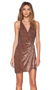 REINA SEQUIN DRESS