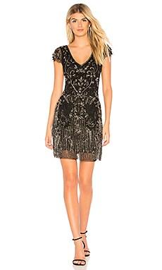 Купить Платье lorena - Parker Black черного цвета