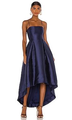 Hazel Dress Parker Black $388