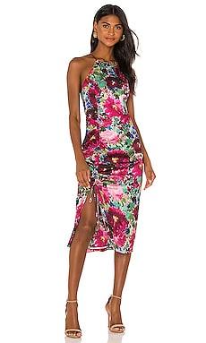 Selena Dress Parker Black $175