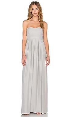 Parker Black Bayou Dress in Grey