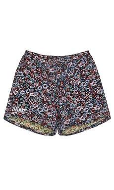 Quitter Floral Shorts Pleasures $76