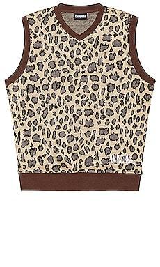 Survival Sweater Vest Pleasures $72 NEW