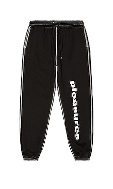 Collapse Sweatpants Pleasures $100