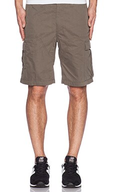 Patagonia Borderless Cargo Shorts in Alpha Green