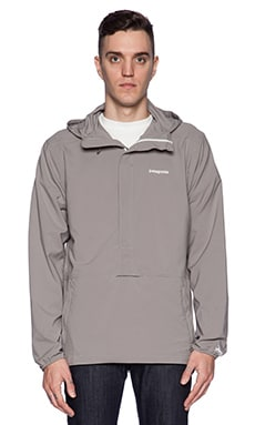 Patagonia Stretch Terre Planing Pullover in Feather Grey