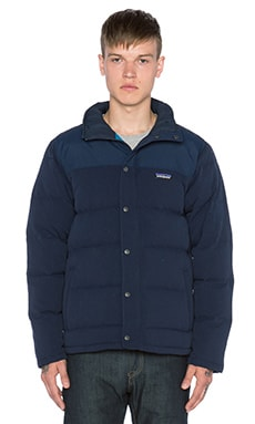 Patagonia Bivy Down in Navy Blue
