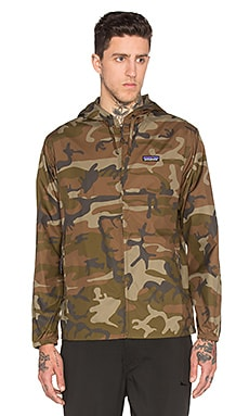 Patagonia Light & Variable Hoody in Forest Camo Hickory