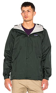 Patagonia Torrentshell Jacket in Carbon