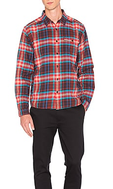 Lightweight Fjord Flannel Shirt