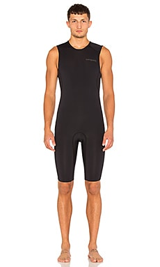Patagonia R1 Short John in Black