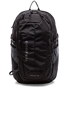 Patagonia Refugio Pack 28L in Black