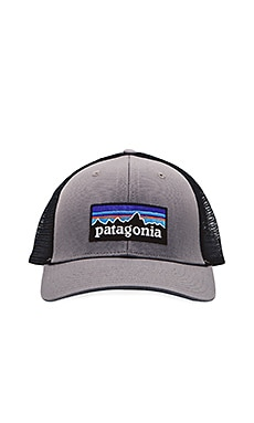 Patagonia P6 Trucker in Feather Grey