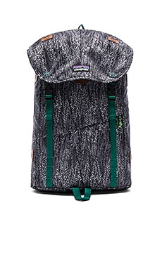 Patagonia Arbor 26L Pack in Forestland & Black