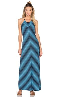 Kamala Keyhole Maxi Dress