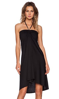 Patagonia Kamala Convertible Dress in Black