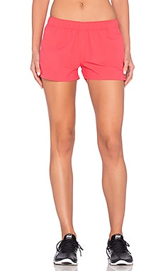 Patagonia Barely Baggies Shorts in Shock Pink