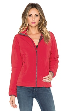 Patagonia Nano Air Jacket in French Red