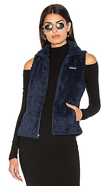 Los Gatos Vest en Navy Blue