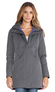 Patagonia Duete Parka in Forge Grey