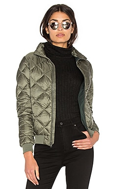 Prow Bomber Jacket in Industrial Green