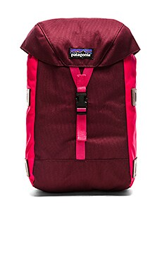 Patagonia Bonsai 14L Backpack in Oxblood Red